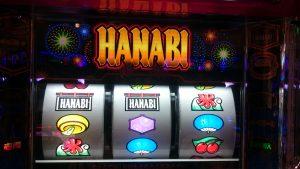 【ハナビ】BAR上段テンパイからの氷