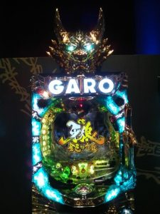 【CR牙狼金色になれ】PERFECT FACE of GARO