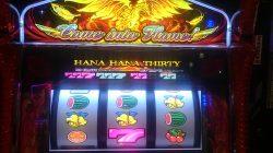 【ハナビ・ハナハナ鳳凰】0のつく日に新規開拓した結果